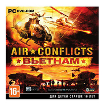Компьютерная игра Air Conflicts Вьетнам PC-DVD