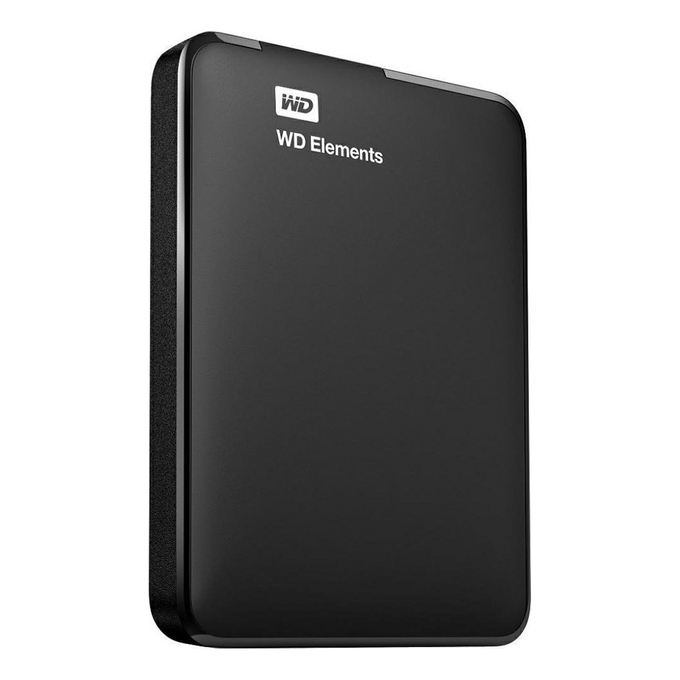 Внешний HDD Western Digital Elements 1 Tb USB 3.0 черный