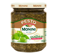 Соус Monini Pesto Genovese без чеснока