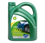 Масло BP Visco 5000 5W-40 моторное 4 л