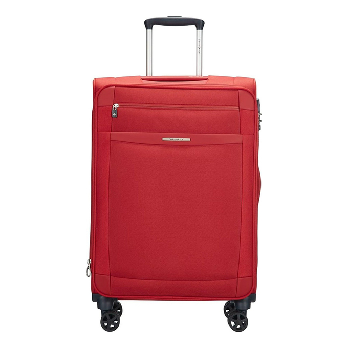 Чемодан Samsonite Dynamo Upright 80D-00005 красный 78 см