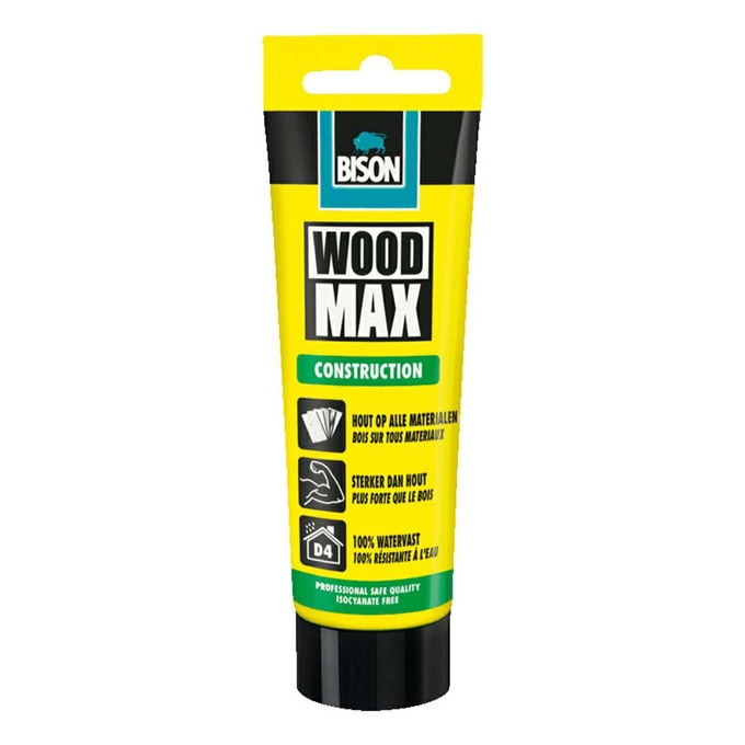 Клей Bison Wood Max Tube 100 г