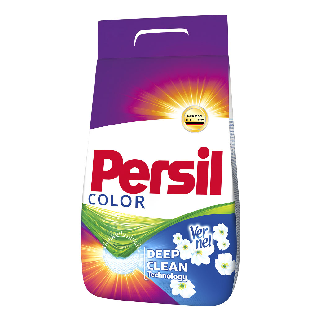 ���������� ������� Persil Color Expert ��������� ������� ������� �� Vernel 6 ��