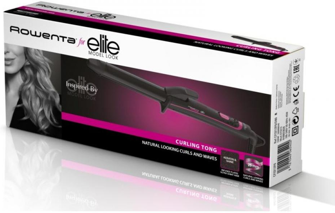 Плойка для волос Rowenta For Elite Curling Tong CF3212