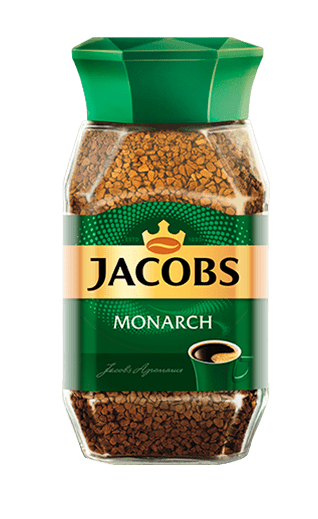 Кофе Jacobs Monarch растворимый 190 г
