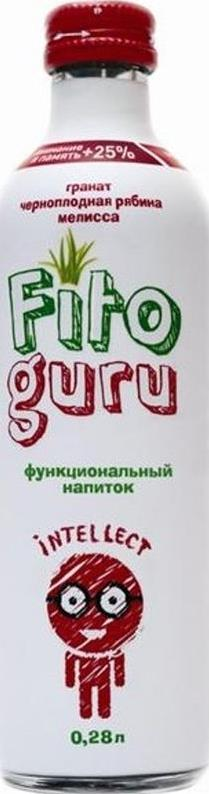 Напиток Fitoguru Intellect функциональный