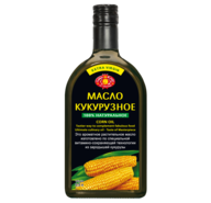 Кукурузное масло Golden Kings of Ukraine 0,5 л