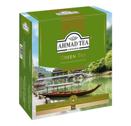 Чай зеленый Ahmad Tea Green Tea в пакетиках 2 г 100 шт