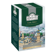 Чай черный Ahmad Tea Earl Grey листовой 200 г