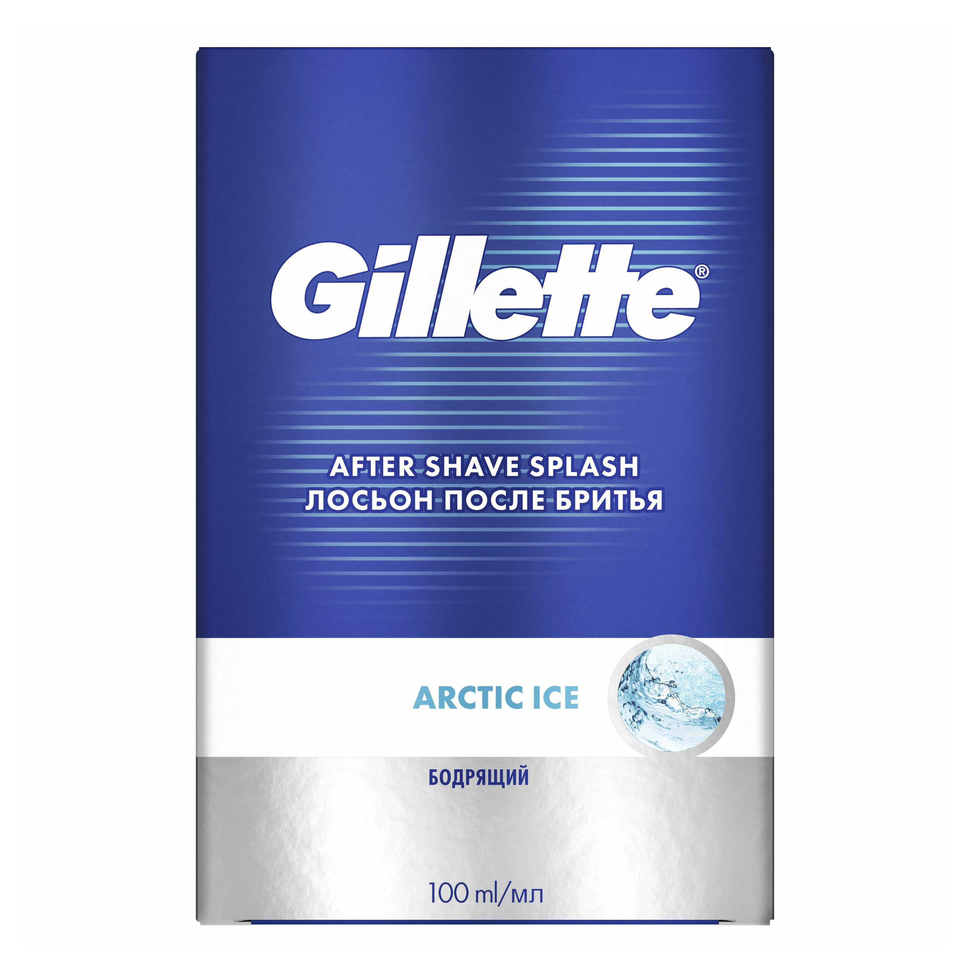 Лосьон после бритья Gillette Series Arctic Ice