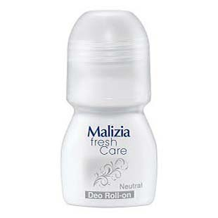 Дезодорант Malizia Fresh Neutral роликовый