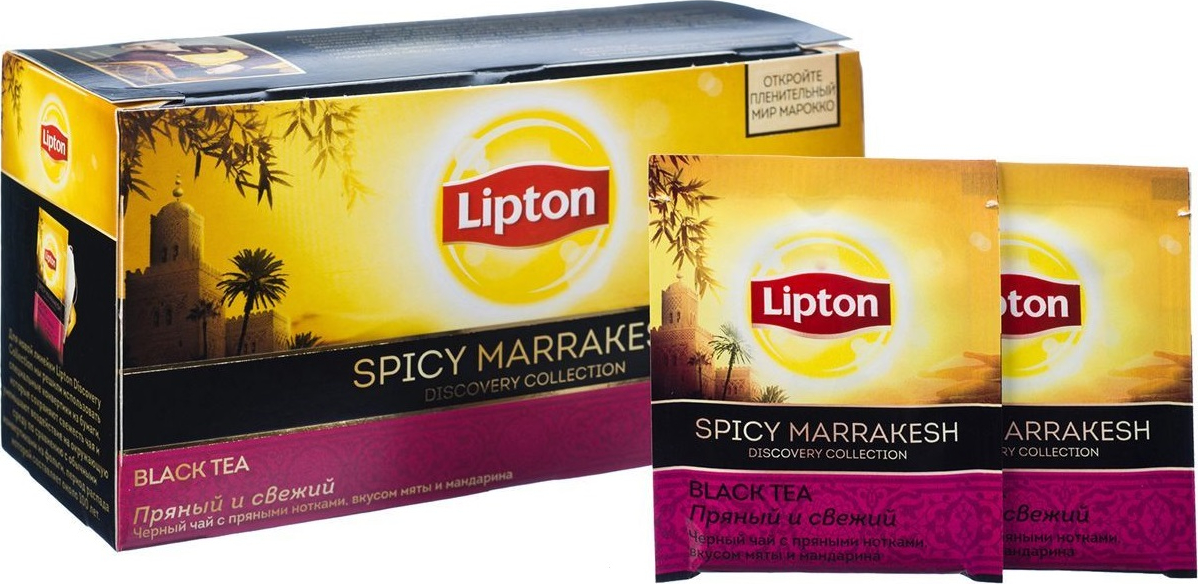 ��� ������ Lipton Spicy Marrakesh ��������������