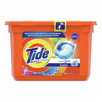 Гель Tide Pods Lenor в капсулах