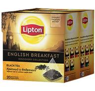 Чай черный Lipton English Breakfast пирамидки