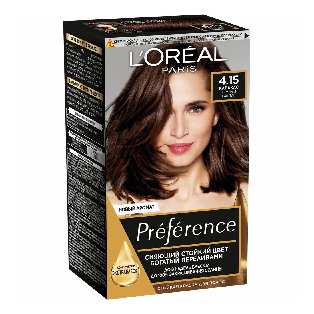 ������ ��� ����� L'Oreal Preference ������� ������� 415