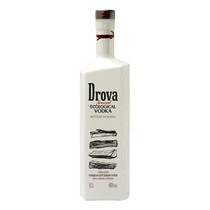 Vodka Drova birch charcoal filtration