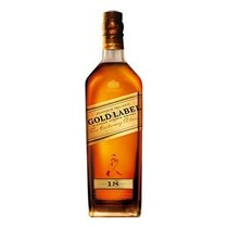 Виски Johnnie Walker Golden Label Reserve + 2 стакана