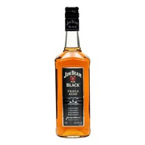 Виски Jim Beam Bourbon Black 6-летний