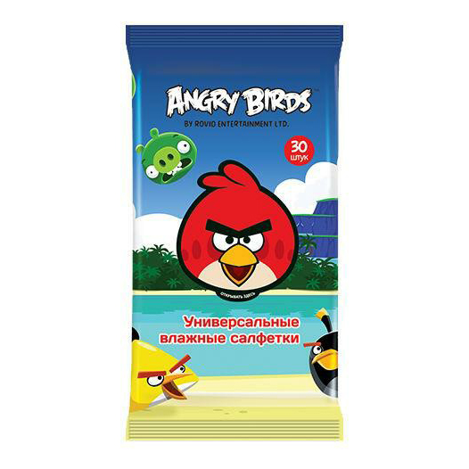 ������������� ������� �������� Angry Birds