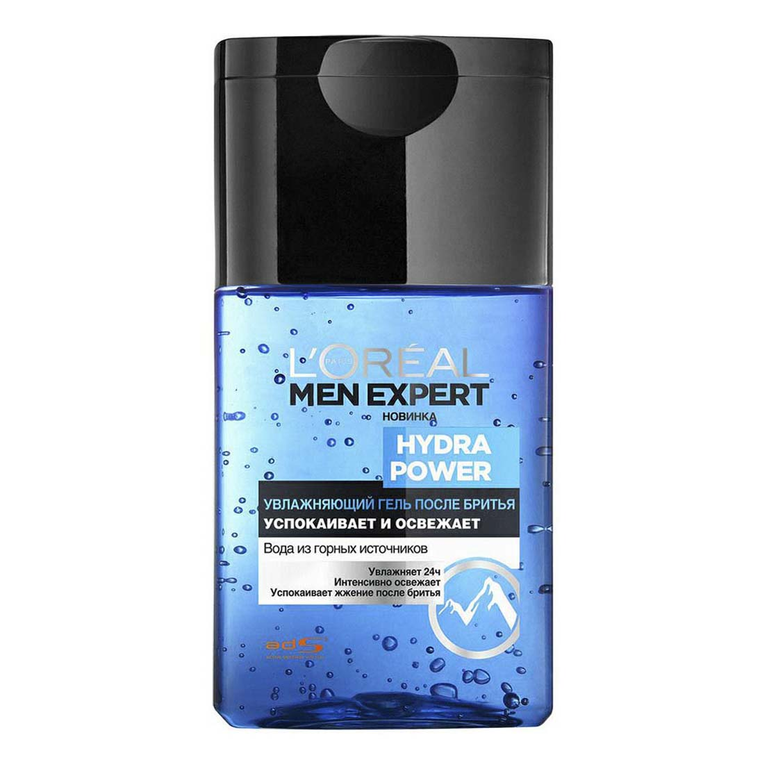 Гель L`oreal Men Expert Hydra Power после бритья