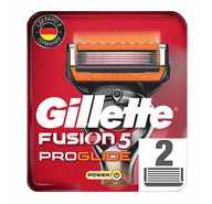 Кассеты Gillette Fusion Proglide Power для бритвенного станка