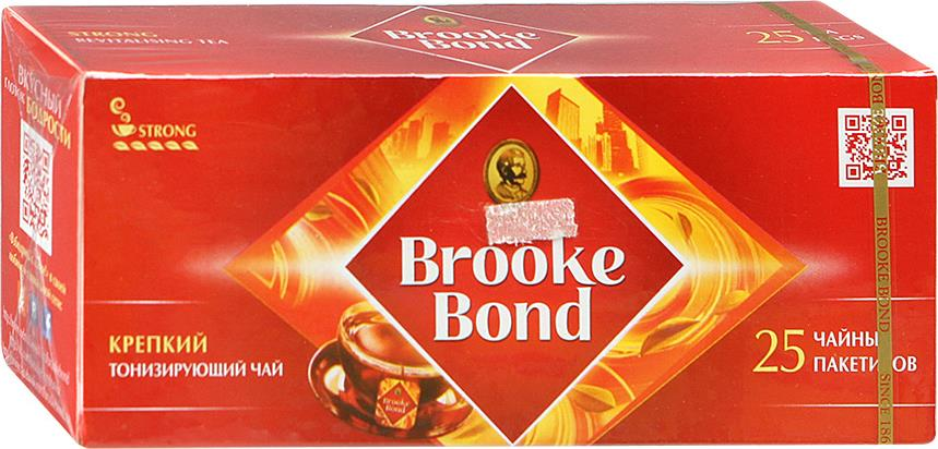 Чай черный Brook Bond байховый