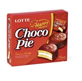 �������� Orion Choco-Pie Lotte