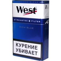 Сигареты West Rich Blue Streamtec
