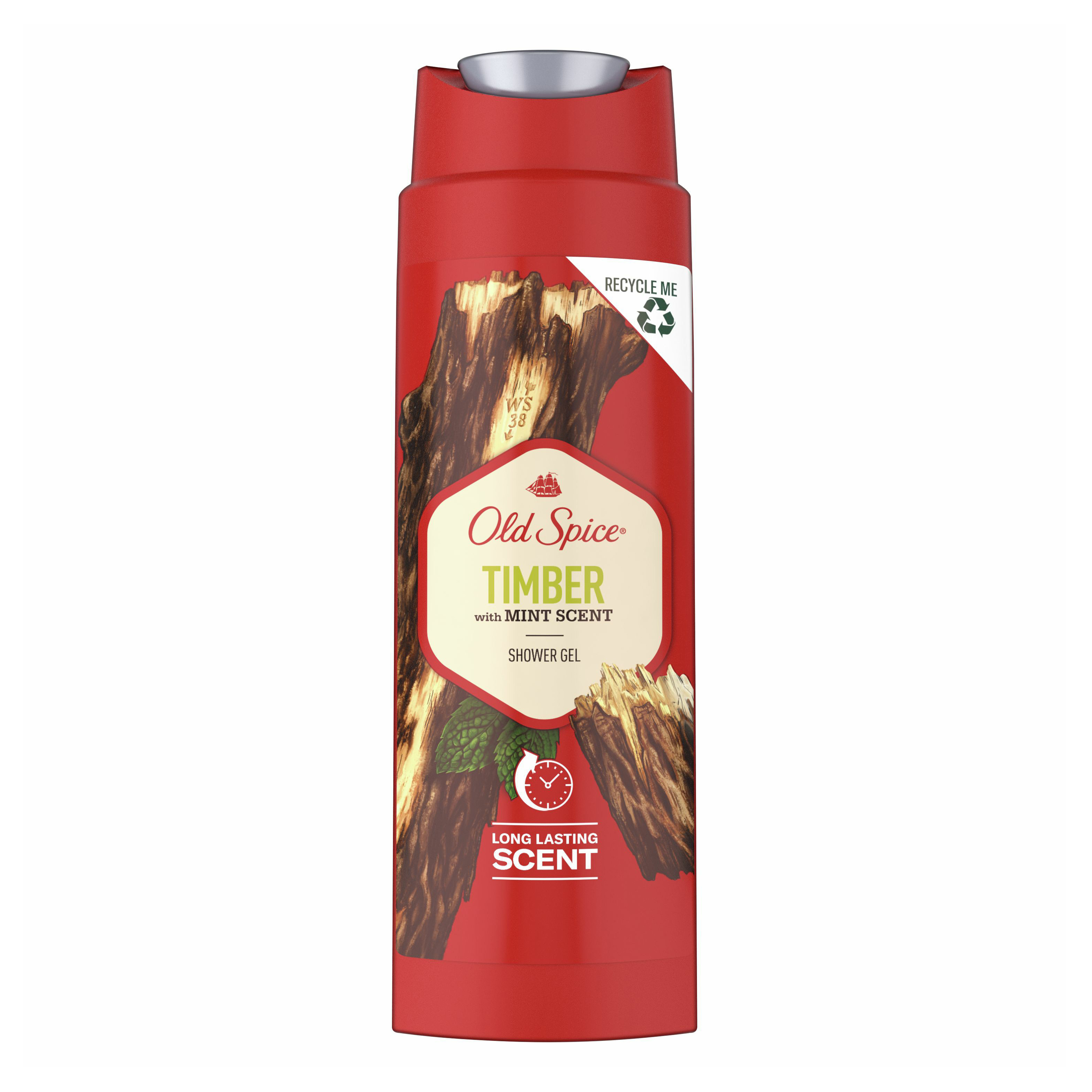 Гель для душа Old Spice Timber мужской