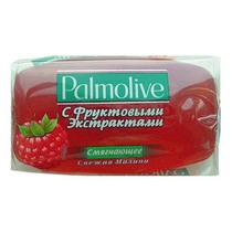 Мыло Palmolive Naturals малина
