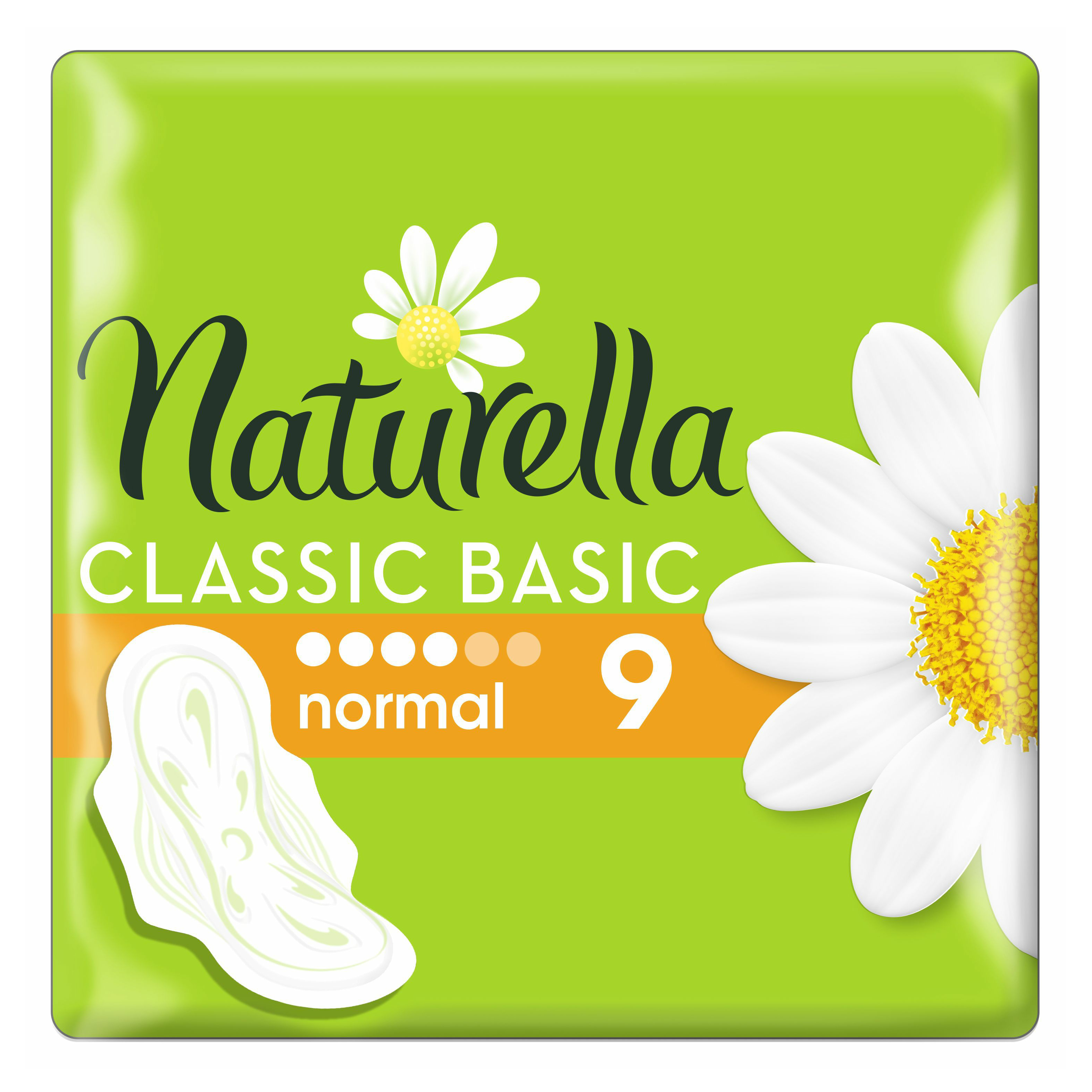 Прокладки Naturella Classic Basic Normal