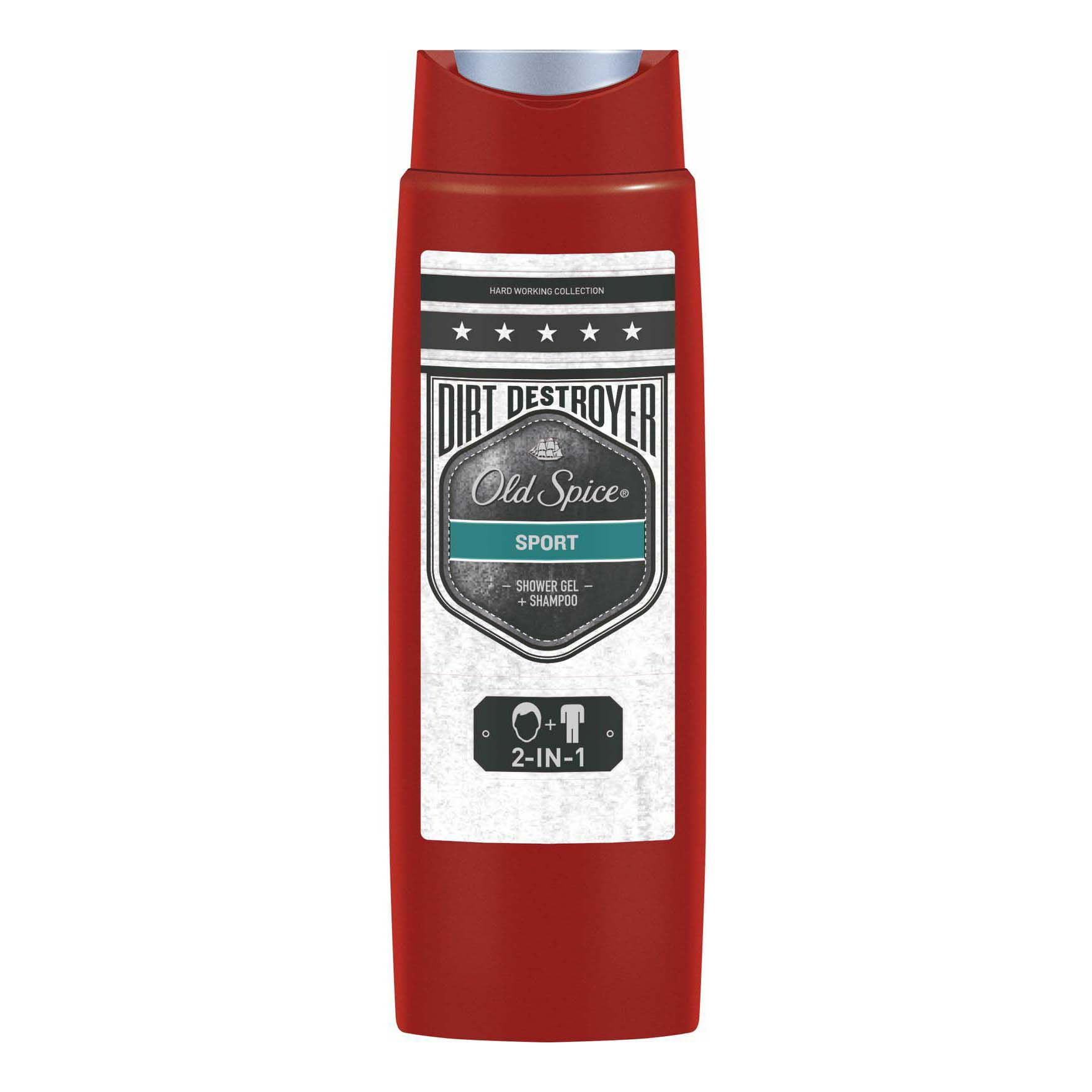 Гель для душа Old Spice Odor Blocker Sport мужской
