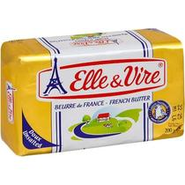 Масло Elle & Vire French Butter сливочное 82%
