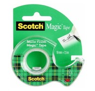 Клейкая лента Scotch Magic 19ммх7.5м