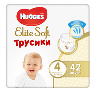 Трусики Huggies Elite Soft 4 (9-14 кг)