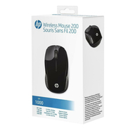 Мышь HP Wireless Mouse 200