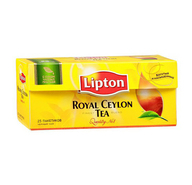 Чай черный Lipton Royal Ceylon байховый