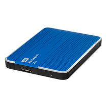 "Внешний HDD Western Digital 1 Tb 25"" Ultra синий"