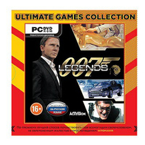Компьютерная игра 007 Legends Русская версия PC-DVD