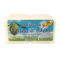 Мыло Nesti Dante Lana & Seta with olive oil Laundry Soap Шерсть и Шелк