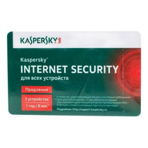 ПО Антивирус Kaspersky Internet Security 2014 3 ПК 12 мес B Box
